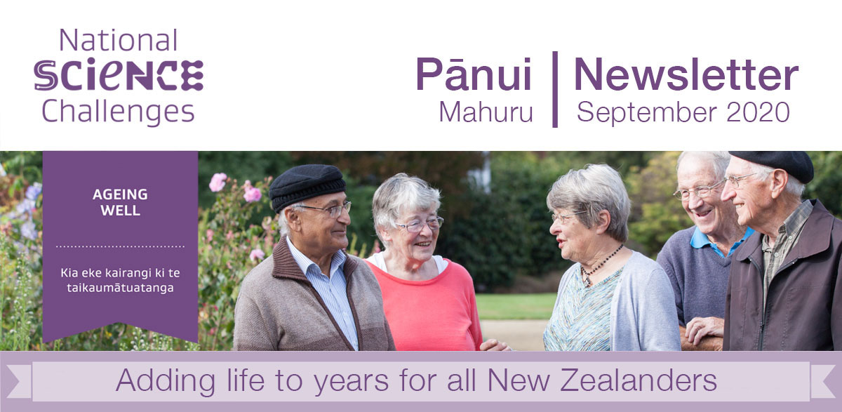 Ageing Well Newsletter 2020